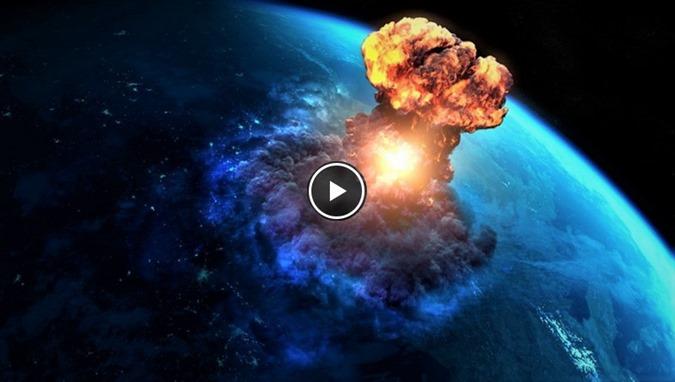 Um meteoro de 2 kilotons atinge a Terra e a Força Aérea fica em silêncio