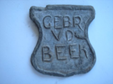Naam: Gebr. v/d BeekPlaats: LeeuwardenJaartal: 1850