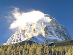 Sprachaufenthalt Kanada - Temple Mountain — Banff National Park