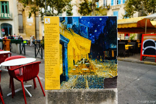 Continue reading Tracking Vincent van Gogh in Arles (Part 2)