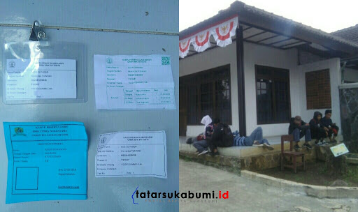 Terancam Tidak Dapat Ijazah, Puluhan Siswa SMK Datangi Kantor Cabang Dinas Pendidikan Sukabumi