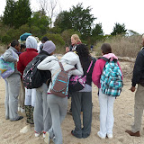 King/Robinson Students Visit Hammonasset - P1020425.JPG