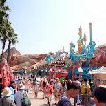 Mermaid Lagoon at Tokyo DisneySea in Urayasu, Tiba (Chiba) , Japan