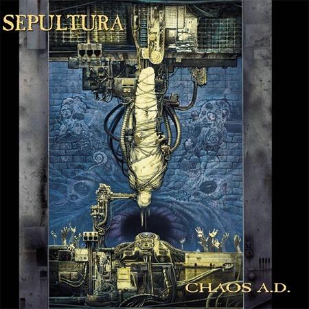 1993 - Chaos A.D. - Sepultura