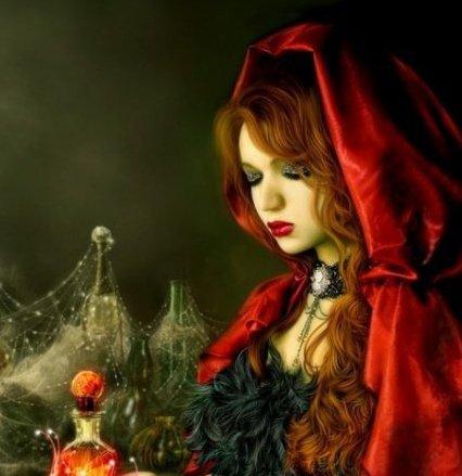 Red Dress Wicca, Wicca Girls