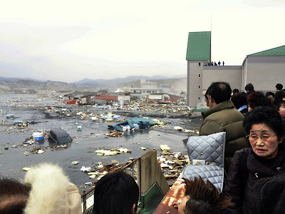 video tsunami di jepang
