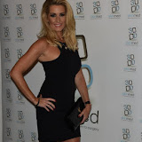 OIC - ENTSIMAGES.COM - Leanne Brown at the  Launch of Dawn Ward as the face of new brand 3D SkinMed London 16th September 2015 Photo Mobis Photos/OIC 0203 174 1069