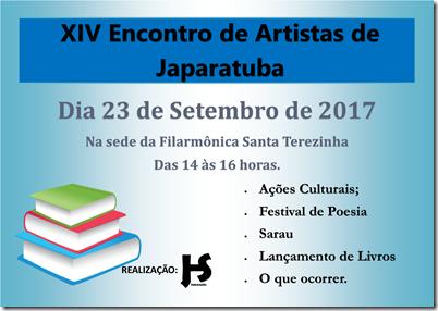 XIV Encontro de Artistas de Japaratuba