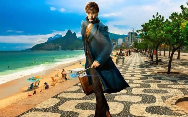 O que já sabemos sobre Animais Fantásticos 3 - Rio de Janeiro aí vou eu