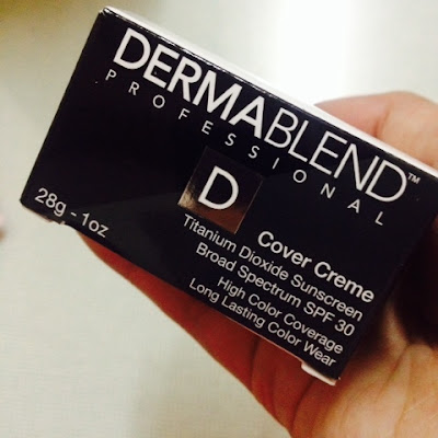 DERMABLEND COVER CREME PH