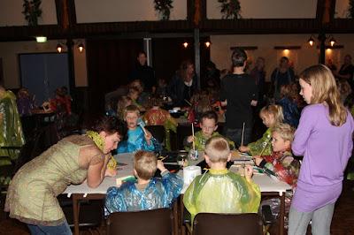 Kindermiddag - 19 oktober 2011