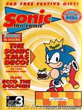 Actualización 06/10/2017: Se agrega el pequeño cómic perteneciente a la publicación Sonic The Comic numero 14 por Doger 178 de The Tails Archive y La casita de Amy Rose, disfrútenlo.