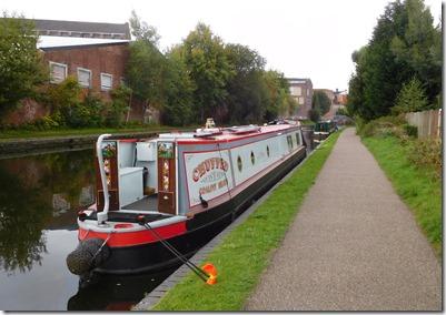 chuffed moored