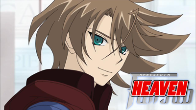 CardFight! Vanguard Link Legion Mate Hen - Ep 08