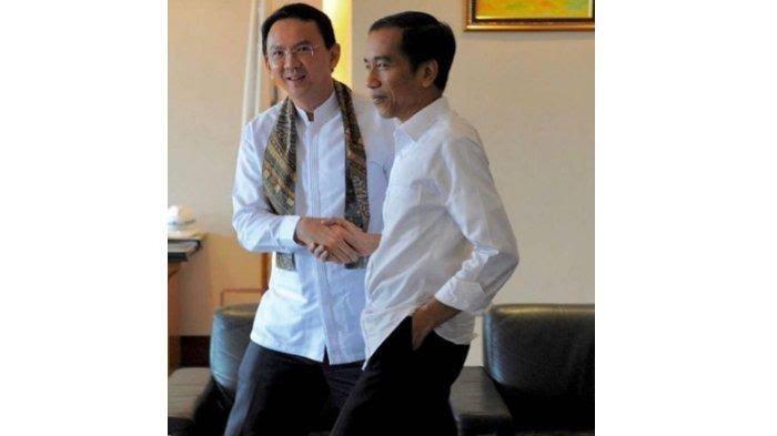 Ahok Dicalonkan Pimpin IKN, Pengamat: Makin Banyak Masyarakat yang Tidak Respek ke Jokowi
