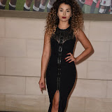 OIC - ENTSIMAGES.COM - Ella Eyre at the  Carry Them Home - rugby dinner at the Grosvenor House London 5th August 2015 Photo Mobis Photos/OIC 0203 174 1069