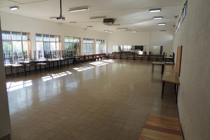 Sala de los Espejos Escuelas San José Jesuitas Valencia