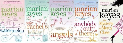 walsh family marian keyes