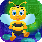 Kavi Escape Game 461 Happy Bee Rescue  Game icon