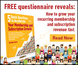 Grow your monthly recurring revenue