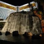 Waterval voor the Mirage
