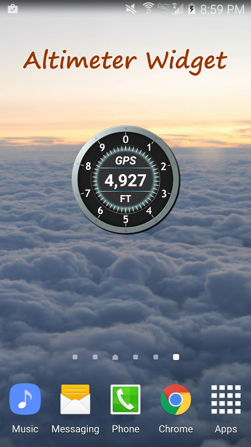 DS Altimeter Screenshot 10