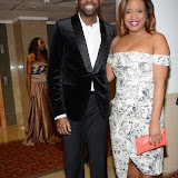 OIC - ENTSIMAGES.COM - Fabbrice Mumaba and Charlene White at the 11th Annual Screen Nation Film & Television Awards in London 15th February 2015 Photo Mobis Photos/OIC 0203 174 1069