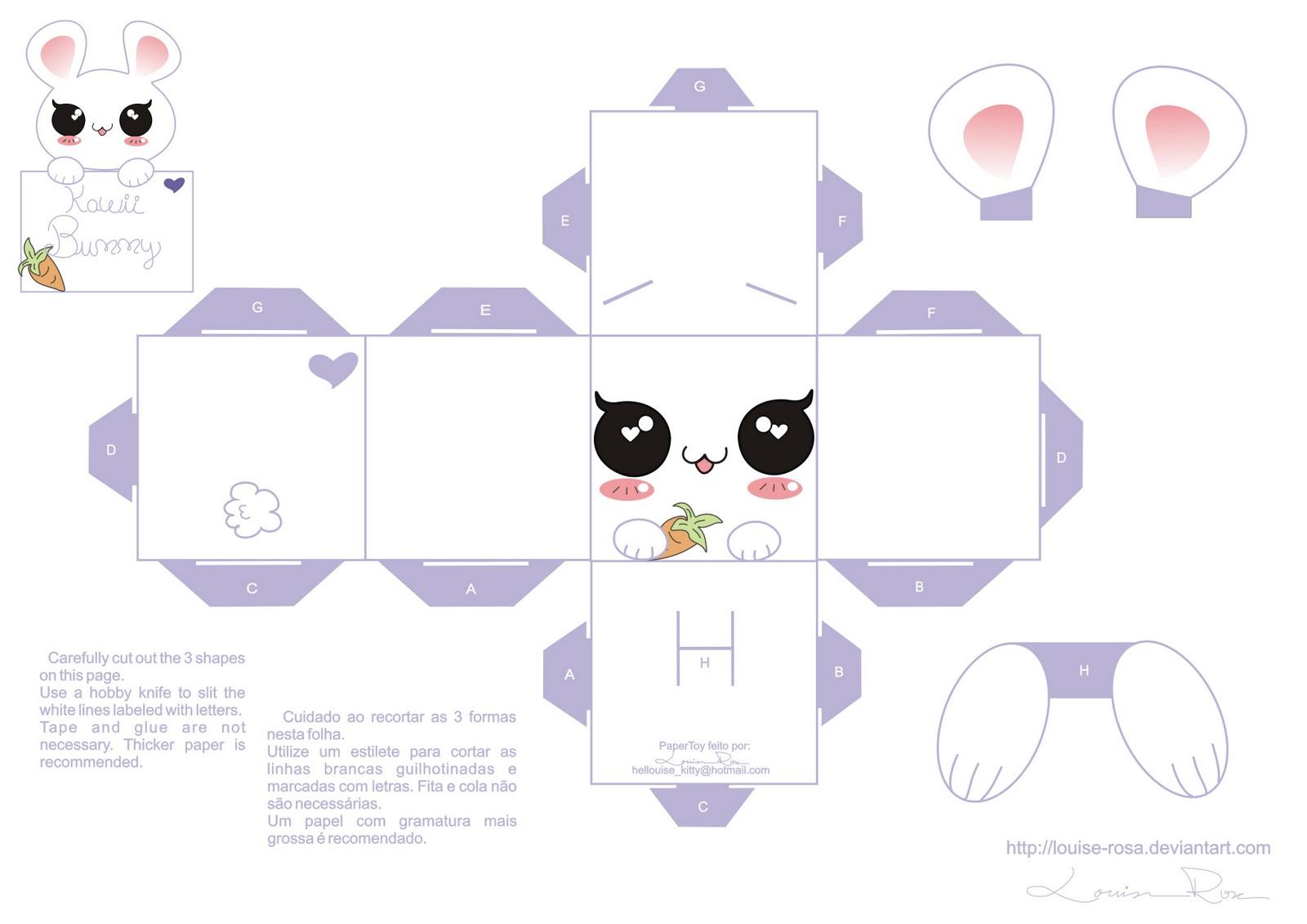 Papercraft! Diviertete Armando! [Megapost!]