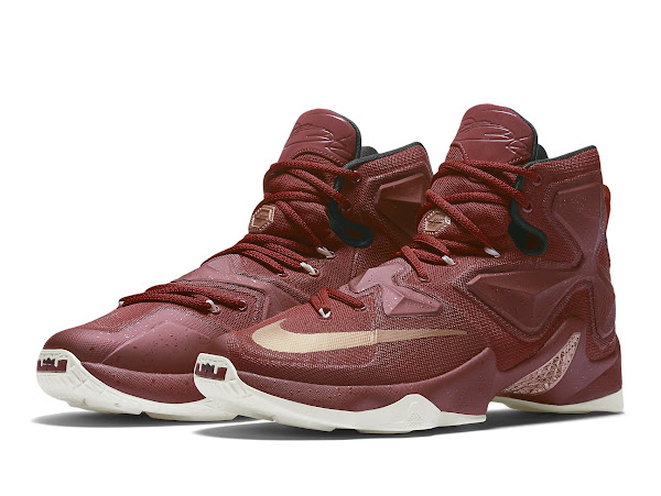 LeBron 13 Greatness is Out Now in Europe amp Australia
