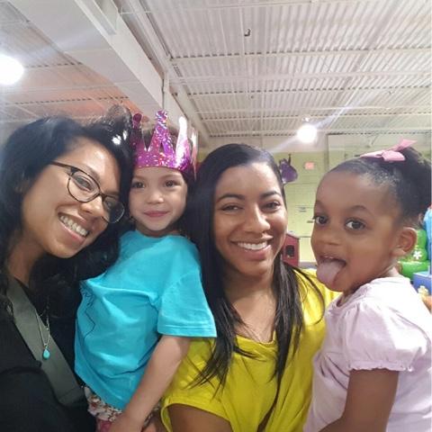 hippo hop atlanta georgia birthday party mom friends tribe squad top mom mommy motherhood blogger