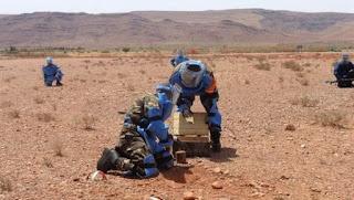 Deux mines anti-personnel et deux bombes de confection artisanale détruites à Jijel et Skikda (MDN)