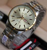 Jual jam tangan Hegner 1288 lady silver 3