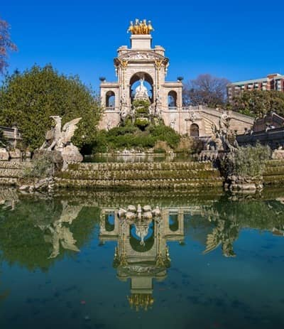 Horse Fountain barcelona