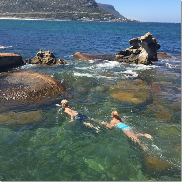 Swimming to the other side. A brief update on surviving PTSD and an invitation to hear me ramble.