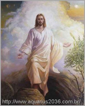 A ressurreiçao de Jesus Cristo foi em espírito plasmado ou materializado.