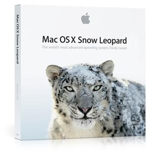 Mac OS X Snow Leopard DVD