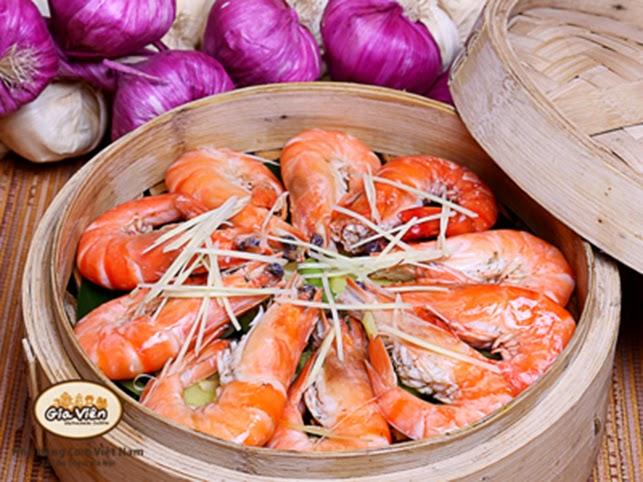 4 cach thuong thuc hai san moi tai Nha hang mon an Viet Nam 228 Ba Trieu