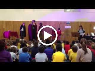 Clip of OHP School Workshop