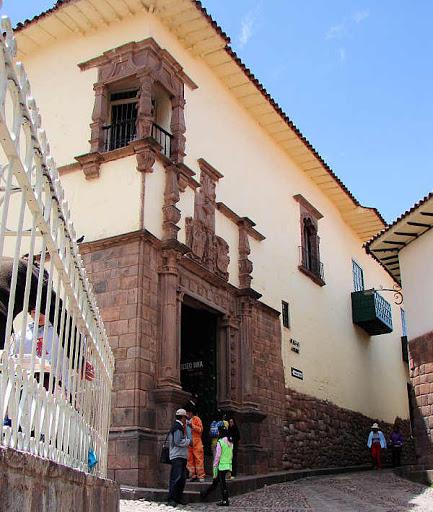 Palacio del Almirante Cusco