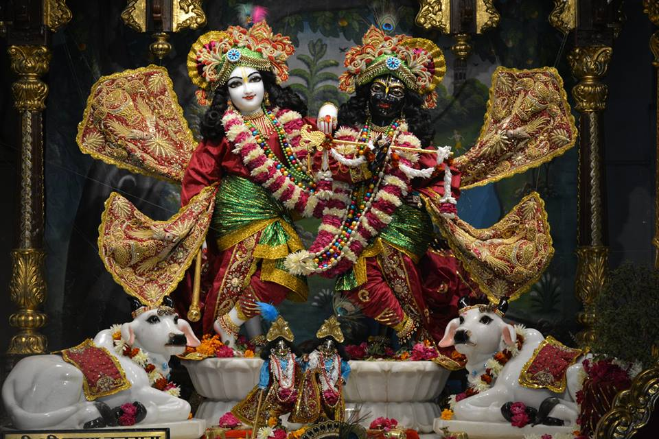 ISKCON Ujjain Deity Darshan 03 Jan 2017 (10)