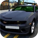 Car Racing Chevrolet Game Icon