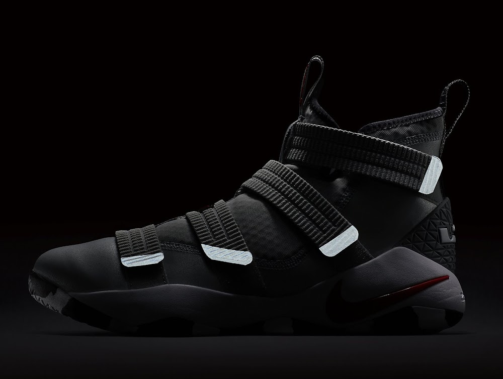 81d47357bb1 Release Reminder  Nike LeBron Soldier 11
