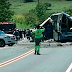 Acidente em rodovia no interior de SP provoca 41 mortes, diz PM.