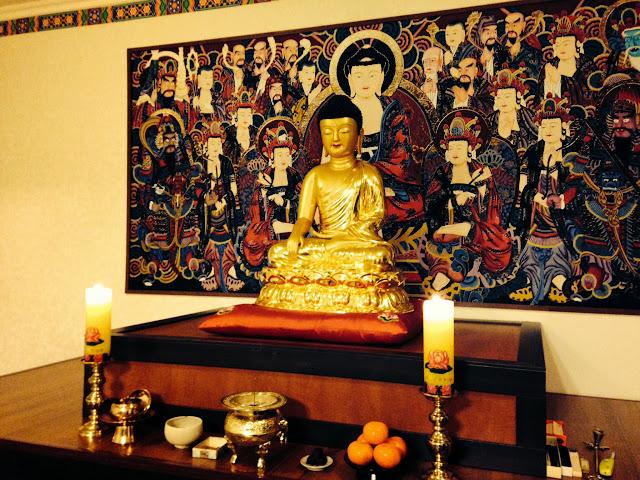 Церемония, посвященная уходу Будды Шакьямуни в Паринирвану - IMG_0963.JPG