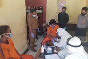 Puskesmas Pacing Rapid Tes Tahanan Polsek Jatisari