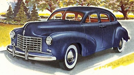 Checker 1948 A3
