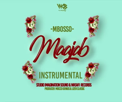AUDIO | Mbosso - Maajab Instrumental Beat | Download Mp3
