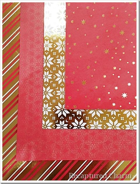 paper christmas tree3