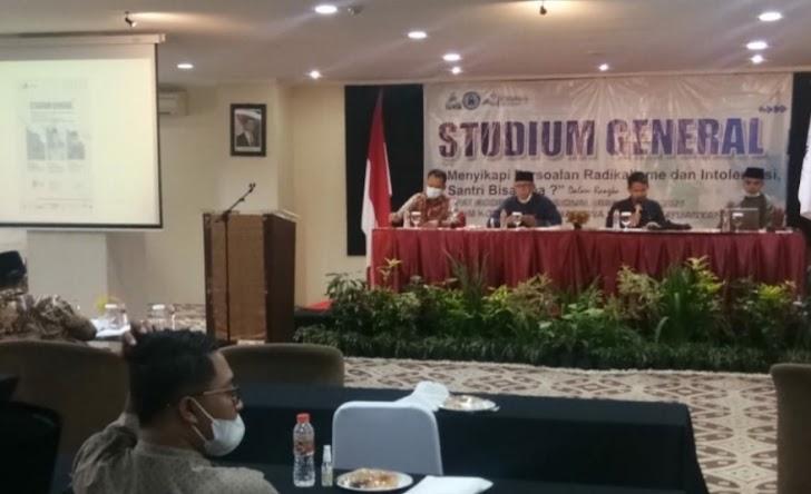 Forum Komunikasi Mahasiswa Santri Yogyakarta Bersatu Perangi dan Tangkal Radikalisme
