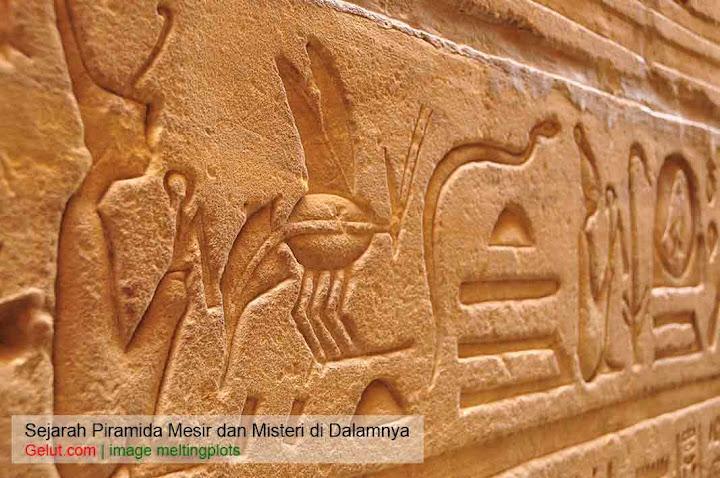 misteri piramida mesir sejarah piramida mesir Sejarah Piramida Mesir dan Misteri yang Perlu Kita Ketahui misteri piramida mesir